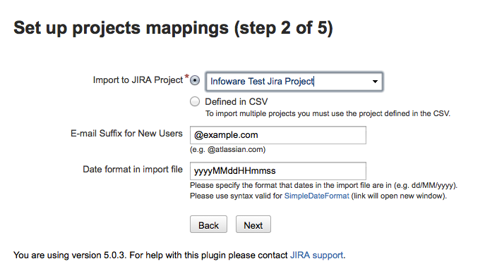 import CSV file into JIRA_2_of_5