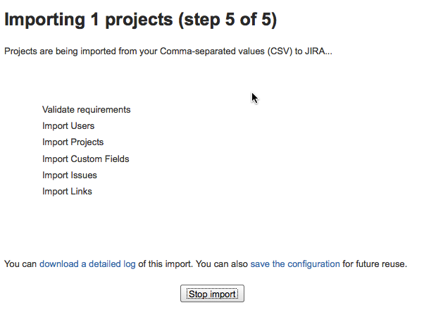 import CSV file into JIRA_5_of_5