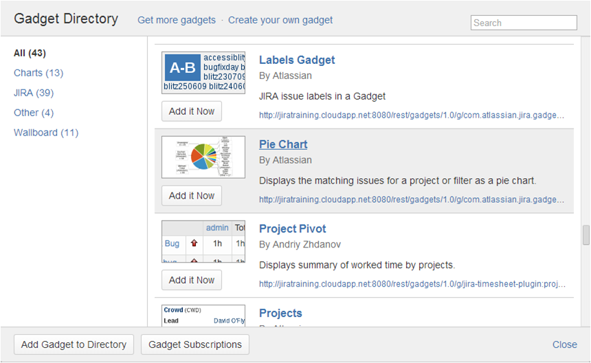 Step13 How to create a dashboard in Jira