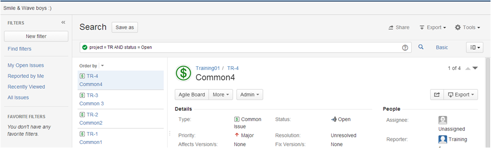 Step2 How to create a dashboard in Jira