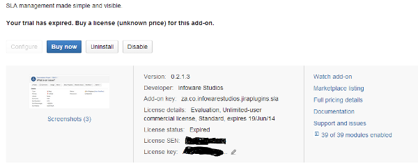 Step4 Jira License