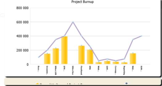 Project burnup